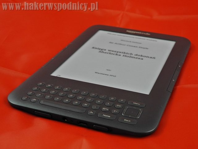 Czytnik Kindle