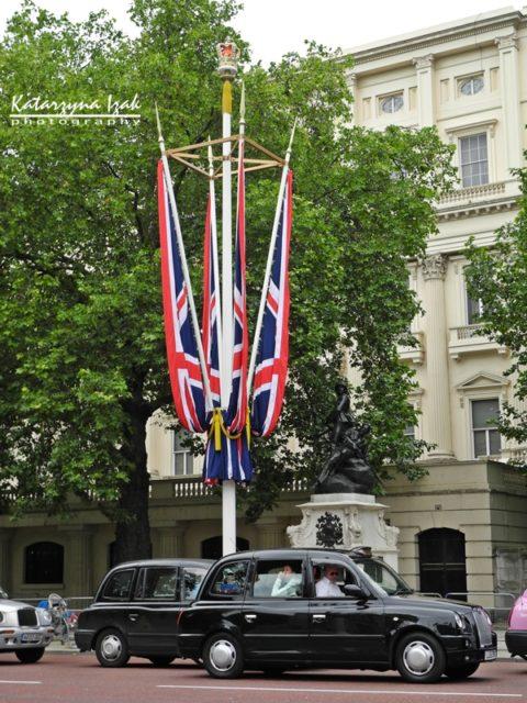 Londyńska taksówka