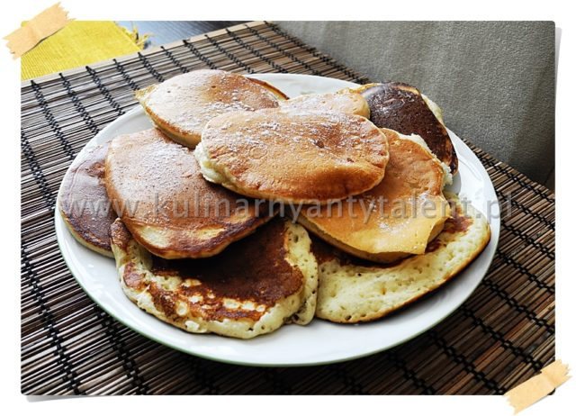 Omleciki - śniadanie weekendowe