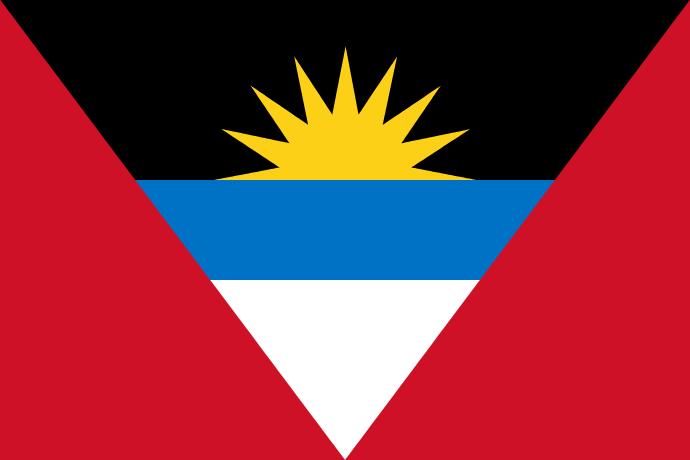 Flaga Antigui iBarbudy